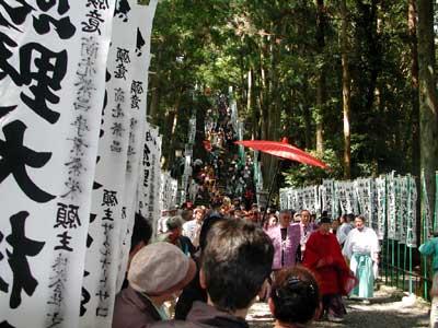 熊野本宮渡御祭